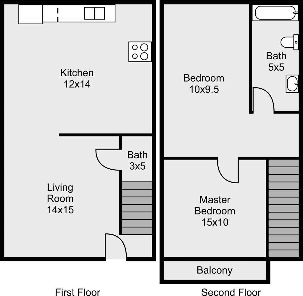 Medium image of floor plans